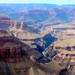 Panoramic from the rim of the Grand Canyon (Photo: Bruce Barkhauer)