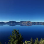 Panoramic of Crater Lake National Park (Photo: Brad Lyons)