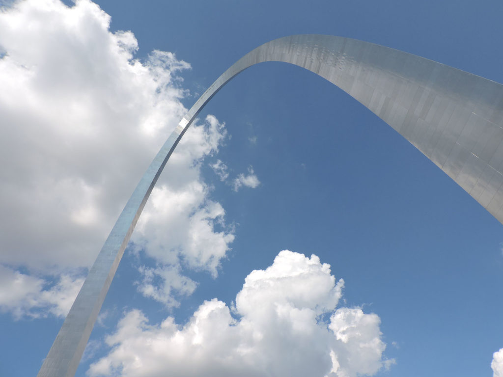 Gateway Arch National Park (Photo: Brad Lyons)